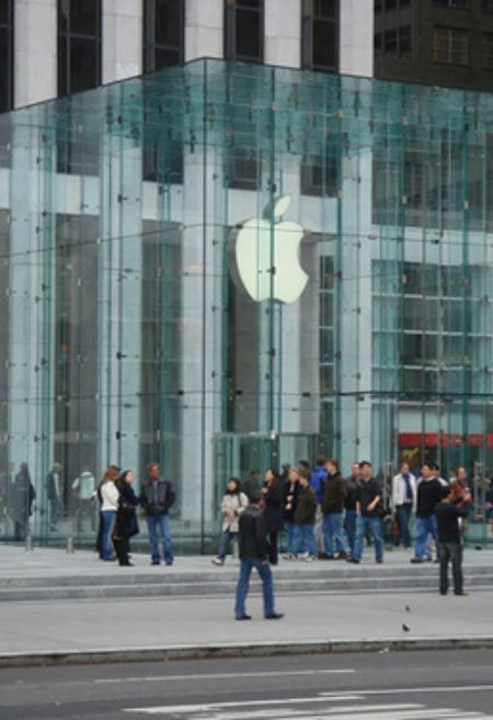 Apple at 5th Avenue