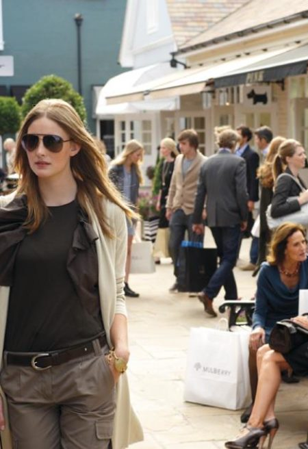 Chic Outlet Shopping inaugura pop up store do British Designers Collective