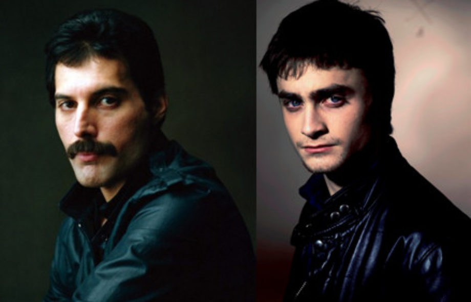 Daniel Radcliffe – Harry Potter como Freddie Mercury: De mágico teen à lenda do rock