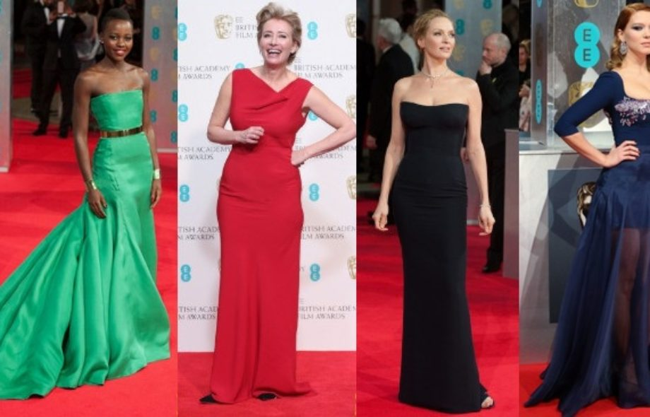Looks de festa do BAFTAs 2014