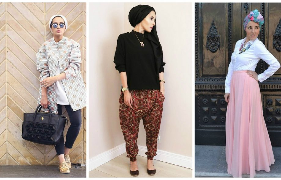 Fashion Muslim – Surpreenda-se com as it-girls muçulmanas
