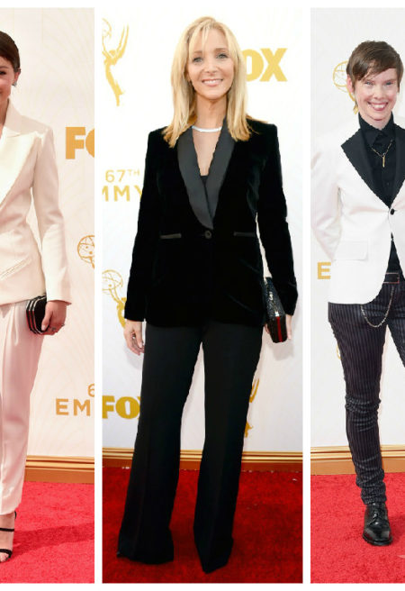 Calça de festa – O look que bombou no Emmy Awards 2015