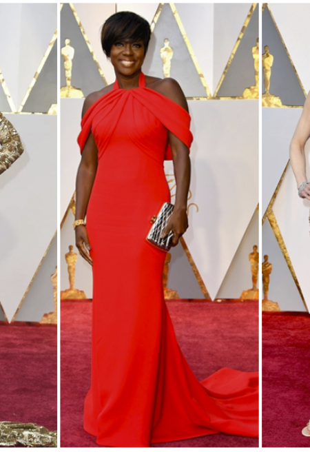 Oscar 2017 – Tendências e looks do Red Carpet