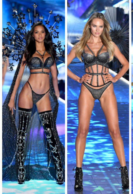 Lingeries 2019 – As 6 principais tendências do Victoria's Secret Fashion